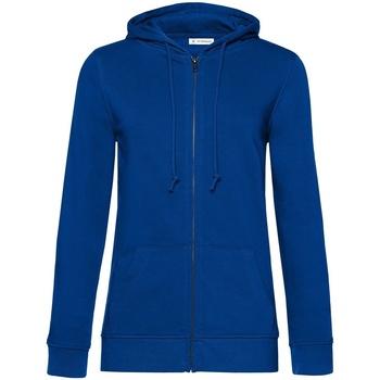 Abbigliamento Donna Felpe B&c WW36B Blu reale