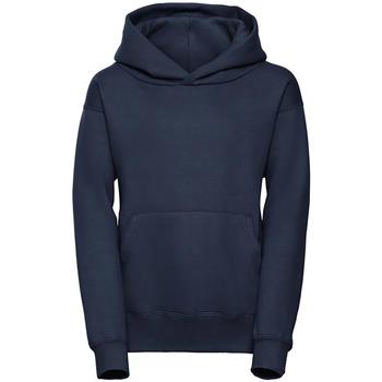 Abbigliamento Uomo Felpe Jerzees Schoolgear R265B Blu