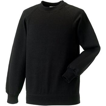 Abbigliamento Unisex bambino Maglioni Jerzees Schoolgear R271B Nero