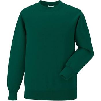 Abbigliamento Unisex bambino Maglioni Jerzees Schoolgear R271B Verde bottiglia