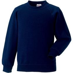 Abbigliamento Unisex bambino Maglioni Jerzees Schoolgear R271B Blu