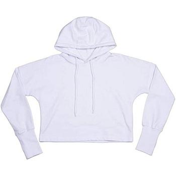 Abbigliamento Donna Felpe Mantis M140 Bianco