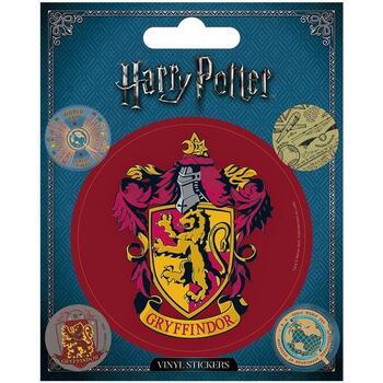 Casa Adesivi Harry Potter Taille unique Multicolore