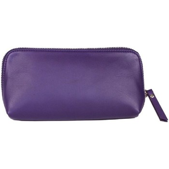 Borse Donna Trousse Eastern Counties Leather  Viola
