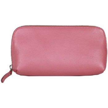 Borse Donna Trousse Eastern Counties Leather  Rosa