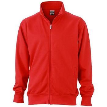 Abbigliamento Giacche James And Nicholson  Rosso