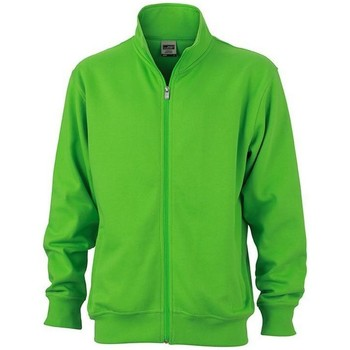 Abbigliamento Giacche James And Nicholson  Verde