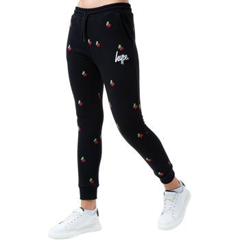 Abbigliamento Unisex bambino Pantaloni da tuta Hype  Nero