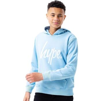 Abbigliamento Unisex bambino Felpe Hype  Blu