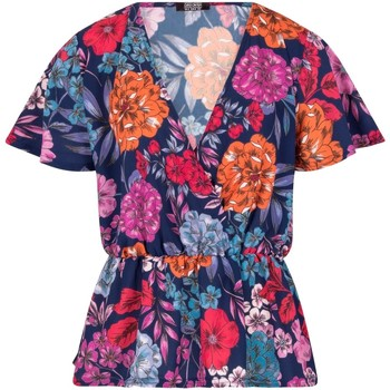 Abbigliamento Donna Top / Blusa Girls On Film  Blu