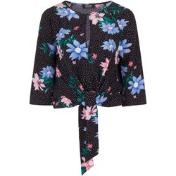 Abbigliamento Donna Camicie Girls On Film  Nero