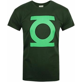 Abbigliamento Uomo T-shirt maniche corte Green Lantern  Verde
