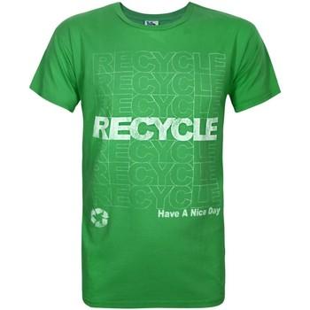 Abbigliamento Uomo T-shirt maniche corte Junk Food  Verde