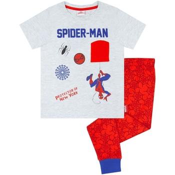 Abbigliamento Bambino Pigiami / camicie da notte Spiderman  Rosso