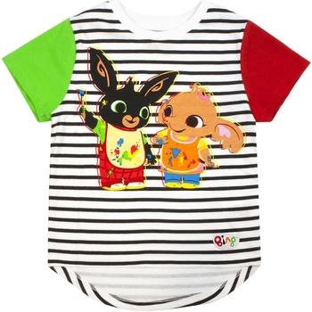 Abbigliamento Unisex bambino T-shirt maniche corte Bing Bunny  Multicolore