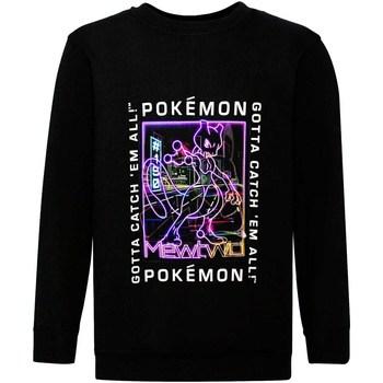 Abbigliamento Bambino Felpe Pokemon  Nero