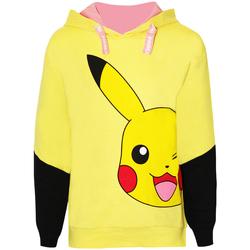 Abbigliamento Bambina Felpe Pokemon  Giallo