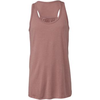 Abbigliamento Unisex bambino Top / T-shirt senza maniche Bella + Canvas BE219 Malva