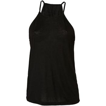 Abbigliamento Donna Top / T-shirt senza maniche Bella + Canvas BE8809 Nero