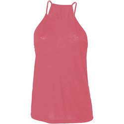 Abbigliamento Donna Top / T-shirt senza maniche Bella + Canvas BE8809 Malva