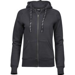 Abbigliamento Donna Felpe Tee Jays T5436 Grigio scuro