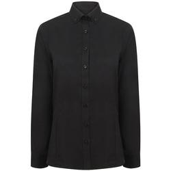 Abbigliamento Donna Camicie Henbury H513R Nero