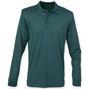 Abbigliamento T-shirt & Polo Henbury H478 Verde bottiglia