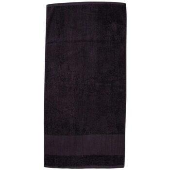 Casa Asciugamano e guanto esfoliante Towel City PC3890 Nero