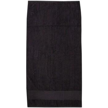 Casa Asciugamano e guanto esfoliante Towel City PC3891 Nero