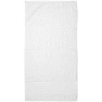 Casa Asciugamano e guanto esfoliante Towel City PC3891 Bianco