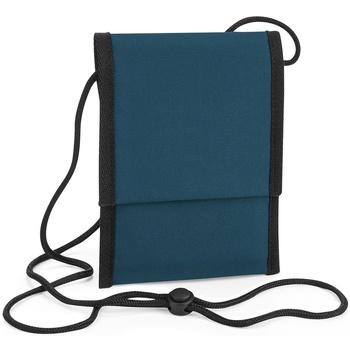 Borse Bambino Cartelle Bagbase BG283 Blu