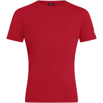 Abbigliamento Uomo T-shirt maniche corte Canterbury CN226 Rosso