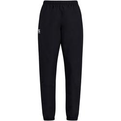 Abbigliamento Uomo Pantaloni da tuta Canterbury CN265 Nero