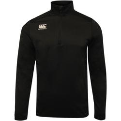 Abbigliamento Uomo Giacche sportive Canterbury CN267 Nero