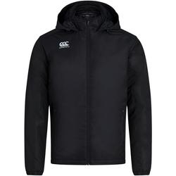 Abbigliamento Uomo Giacche sportive Canterbury CN271 Nero
