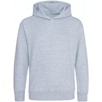 Abbigliamento Unisex bambino Felpe Awdis JH201B Grigio