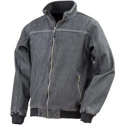 Abbigliamento Uomo Giacche Result R406X Nero