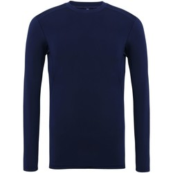 Abbigliamento Uomo T-shirts a maniche lunghe Tridri TR016 Blu navy