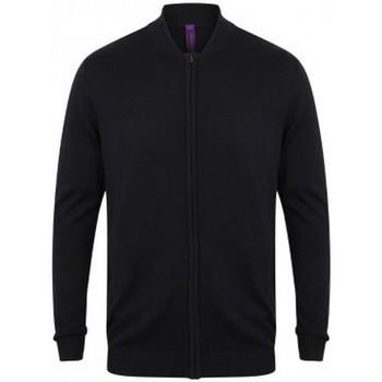 Abbigliamento Giacche Henbury HB718 Blu navy