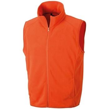 Abbigliamento Gilet / Cardigan Result R116X Arancio