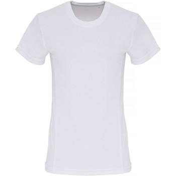 Abbigliamento Donna T-shirt maniche corte Tridri TR024 Bianco