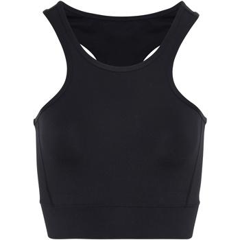 Abbigliamento Donna Reggiseno sportivo Tridri TR921 Nero