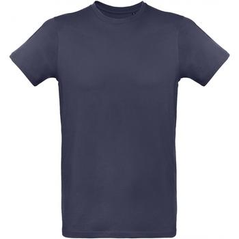 Abbigliamento Uomo T-shirt maniche corte B And C BA251 Blu navy