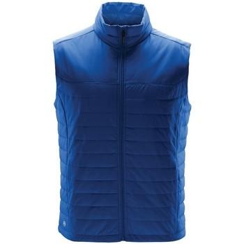 Abbigliamento Uomo Gilet / Cardigan Stormtech ST174 Blu navy