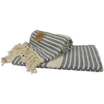 Casa Telo mare A&r Towels RW7280 Blu Navy/Crema