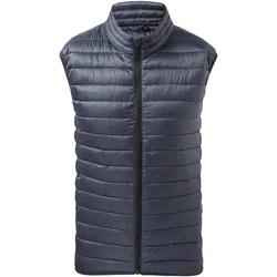 Abbigliamento Uomo Gilet / Cardigan 2786 TS038 Blu Navy