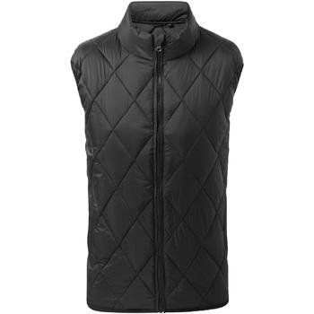 Abbigliamento Uomo Gilet / Cardigan 2786 TS033 Nero