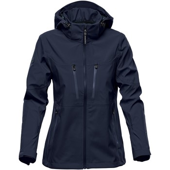 Abbigliamento Donna Giacche Stormtech ST012 Blu Navy