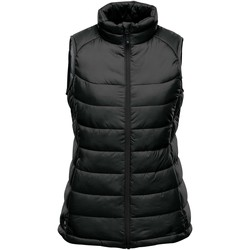 Abbigliamento Donna Gilet / Cardigan Stormtech AFV-1W Nero