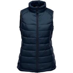 Abbigliamento Donna Gilet / Cardigan Stormtech AFV-1W Blu navy